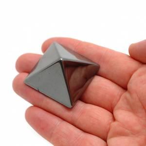 Bilde av Hematitt Pyramide 40x40mm -